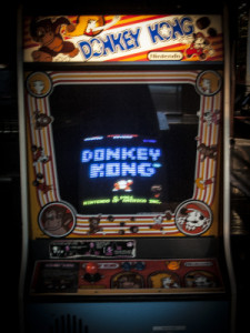 Come play Donkey Kong at HQ - 950 W. Wolfram